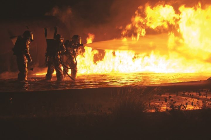 Eco-Friendly Fire Protection: Fire Retardant Spray